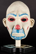 Movie Posters:Action, The Dark Knight Joker Robbery Mask (The Noble Collection, 2008). Hand-Painted Cold-Cast Porcelain Display Mask (Approximatel...