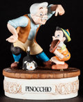 Movie Posters:Animation, Disney Musical Memories: Pinocchio (Walt Disney Productions/Grolier Enterprises, 1988). Hand Numbered Limited Edition Musica...