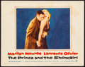 """Movie Posters:Romance, The Prince and the Showgirl (Warner Brothers, 1957). Lobby Card (11"""" X 14""""). Romance.. ..."""
