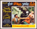 """Movie Posters:Comedy, The Seven Year Itch (20th Century Fox, 1955). Lobby Card (11"""" X14""""). Comedy.. ..."""