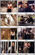 "Sherlock Holmes (Warner Brothers, 2009). Lobby Card Set of 8 (11"" X 14""). Mystery. ... (Total: 8 Items)"