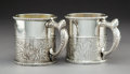 Silver & Vertu:Hollowware, Two Gorham Silver Child's Cups, Providence, Rhode Island, circa 1890. Marks: (lion-anchor-G), STERLING, 4316, (effaced)... (Total: 2 Items)