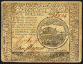 Continental Currency February 17, 1776 $4 Very Fine-Extremely Fine