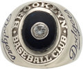 Baseball Collectibles:Others, 1947 Brooklyn Dodgers National League Championship Ring....