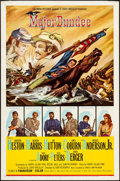 """Movie Posters:Western, Major Dundee (Columbia, 1965). One Sheet (27"""" X 41""""). Western.. ..."""
