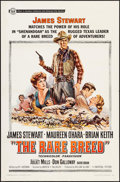 """Movie Posters:Western, The Rare Breed (Universal, 1966). One Sheet (27"""" X 41"""") Reynold Brown Artwork. Western.. ..."""