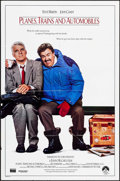 """Movie Posters:Comedy, Planes, Trains and Automobiles (Paramount, 1987). One Sheet (27"""" X 41""""). Comedy.. ..."""