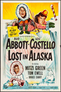 """Movie Posters:Comedy, Lost in Alaska (Universal International, 1952). One Sheet (27"""" X41""""). Comedy.. ..."""