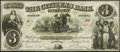 Obsoletes By State:Indiana, Gosport, IN- Citizens Bank of Gosport $3 July 1, 1857. ...