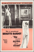 """Movie Posters:Foreign, The Light Across the Street (UMPO, 1957). One Sheet (27"""" X 41""""). Foreign.. ..."""