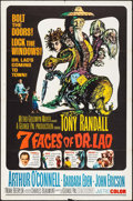 "Movie Posters:Fantasy, The 7 Faces of Dr. Lao (MGM, 1964). One Sheet (27"" X 41"") JosephSmith Artwork. Fantasy.. ..."