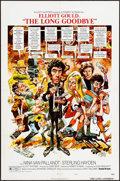 "Movie Posters:Crime, The Long Goodbye (United Artists, 1973). One Sheet (27"" X 41"")Style C, Jack Davis Artwork. Crime.. ..."