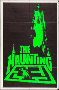 """The Haunting (MGM, 1963). One Sheet (27"""" X 41"""") Teaser Style. Horror"""