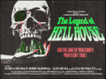 "Movie Posters:Horror, The Legend of Hell House (20th Century Fox, 1973). British Quad (30"" X 40""). Horror.. ..."