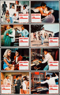 """Movie Posters:Action, The Ambushers (Columbia, 1967). Very Fine+. Lobby Card Set of 8 (11"""" X 14""""). Action.. ... (Total: 8 Items)"""
