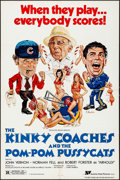 "Movie Posters:Comedy, The Kinky Coaches and the Pom-Pom Pussycats & Other Lot (Summa Vista, 1981). One Sheets (2) (27"" X 41"") Robert Tanenbaum Art... (Total: 2 Items)"