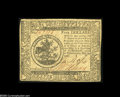 Colonial Notes:Continental Congress Issues, Continental Currency May 20, 1777 $5 Choice Very Fine. A veryscarce issue in all grades. This a perfectly natural, well-sig...
