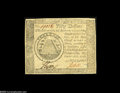 Colonial Notes:Continental Congress Issues, Continental Currency September 26, 1778 $50 About New. Held fromthe Choice grade by a single light centerfold....