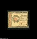 Colonial Notes:Continental Congress Issues, Continental Currency January 14, 1779 $4 Very Choice New. Abeautifully fresh example, with ideal back centering and bold pr...