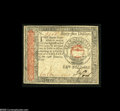 Colonial Notes:Continental Congress Issues, Continental Currency January 14, 1779 $65 Extremely Fine. The backis lightly soiled on this unusual-denomination note. $65-...