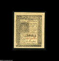 Colonial Notes:Delaware, Delaware January 1, 1776 4s Superb Gem New. An unimprovableDelaware, with jumbo margins, strong signatures and perfect orig...