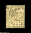 Colonial Notes:Delaware, Delaware January 1, 1776 10s Very Choice New. A near Gem example with small but even margins and good eye appeal....