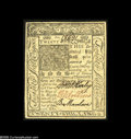 Colonial Notes:Delaware, Delaware January 1, 1776 20s Very Choice New. A near-Gem example of this attractive Colonial issue. The sheath-of-wheat des...