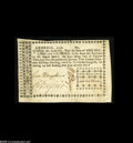 Colonial Notes:Georgia, Georgia 1776 1s/6d Choice Extremely Fine. This is one of the nicestexamples that we have ever handled from this type-set St...