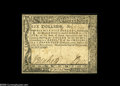Colonial Notes:Maryland, Maryland December 7, 1775 $6 Extremely Fine. A less commonly seenMaryland issue....