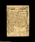 Colonial Notes:Massachusetts, Massachusetts December 7, 1775 36s Extremely Fine. This is one ofthe more deceptive contemporary counterfeits and the highe...