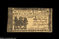 Colonial Notes:New Jersey, New Jersey June 22, 1756 1s Gem New. Far better margined than theseusually come with full margins on three of the four side...
