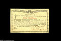 Colonial Notes:New York, New York January 6, 1776 (Water Works) 4s Gem New. Excellentmargins and deep original embossing highlight this Waterworks n...