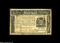Colonial Notes:New York, New York August 13, 1776 $1/2 About New. A beautifully margined NewYork Note with bold signatures and terrific eye appeal....