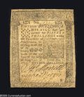 Colonial Notes:Pennsylvania, Pennsylvania May 1, 1760 15s Choice Very Fine. Extraordinarily highgrade for this early issue. The note gives the appearan...