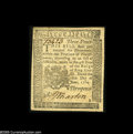 Colonial Notes:Pennsylvania, Pennsylvania June 18, 1764 3d Extremely Fine. This is a notegenerally seen either in Gem condition or wretchedly worn. This...