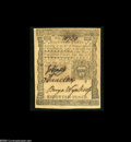 Colonial Notes:Pennsylvania, Pennsylvania April 3, 1772 18d Choice New. A broadly margined note,fully uncirculated and a Gem but for some very light dis...