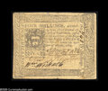 Colonial Notes:Pennsylvania, Pennsylvania March 25, 1775 4s Very Fine. Despite moderate wearthroughout, this note retains some crispness and the design ...