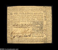 Colonial Notes:Pennsylvania, Pennsylvania March 25, 1775 6s Very Fine-Extremely Fine. Anothernice Lighthouse note from this collection of pleasing, circ...