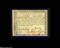 Colonial Notes:Virginia, Virginia May 1, 1780 $7 Gem New. Fully signed on both sides and anabsolutely perfect example with excellent margins, bright...