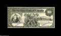 Canadian Currency: , Toronto, ON- Sterling Bank of Canada $10 Apr. 25, 1906 CharltonUnlisted (700-10-04P) Face Proof This proof is unlisted in ...