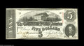 Confederate Notes:1863 Issues, T60 $5 1863. This 3rd Series $5 was signed by (Miss) M.L. Savageand (Miss) R.F. Ball. A vast majority of the signers of Con...