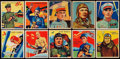 "Non-Sport Cards:Lots, 1933 R136 National Chicle ""Sky Birds"" Collection (28). ..."