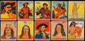 """Non-Sport Cards:Sets, 1933-1940 Goudey """"Indian Gum"""" Collection (63). ..."""