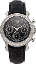Timepieces:Wristwatch, Franck Muller, , Ref. 7000 CC D, No. 25Chronograph Automatic, circa 2000's. ...