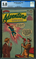 Adventure Comics #194 (DC, 1953) CGC VG/FN 5.0 CREAM TO OFF-WHITE pages