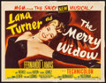 """Movie Posters:Musical, The Merry Widow (MGM, 1952). Title Lobby Card (11"""" X 14""""). Musical.. ..."""