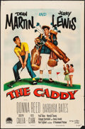 "Movie Posters:Sports, The Caddy (Paramount, 1953). Folded, Fine/Very Fine. One Sheet (27"" X 41""). Sports.. ..."