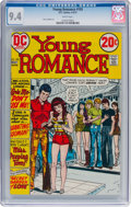 Bronze Age (1970-1979):Romance, Young Romance #193 (DC, 1973) CGC NM 9.4 White pages....