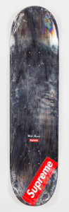 Collectible:Contemporary, Supreme . Digi (Pink), 2018. Offset lithograph in colors on skate deck. 32 x 8 inches (81.3 x 20.3 cm). Produced by Supr...