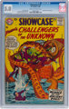 Showcase #12 Challengers of the Unknown (DC, 1958) CGC VG/FN 5.0 Cream to off-white pages